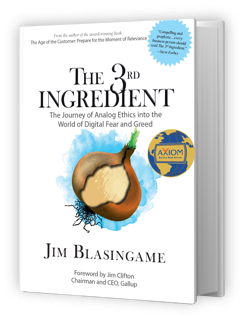 Third Ingredient book